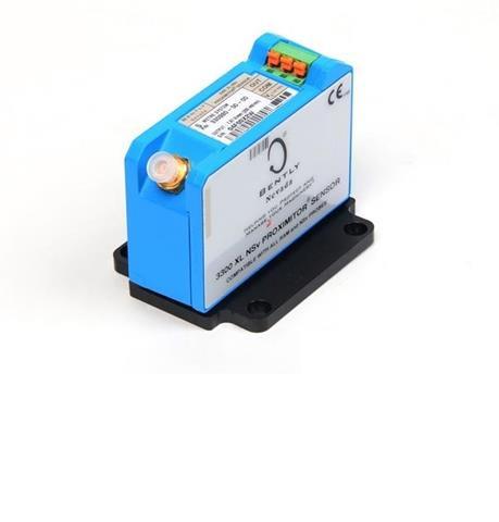 پروبهای مجاورتی (Proximity Probes) سری 3300 به همراه واحدهای تطبیق سیگنال یا سنسورهای مجاورتی (Proximitor Sensors) بنتلی نوادا