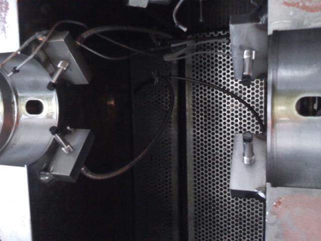 شیوه نصب پروبهای مجاورتی (Proximity Probe) بنتلی نوادا جهت اندازهگیری ارتعاشات شعاعی شفت پرسرعت یک کمپرسور سانتریفیوژ