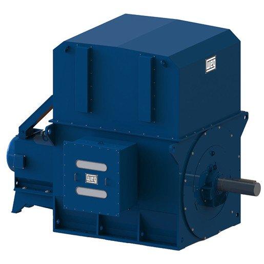 الکتروموتور وگ (WEG)