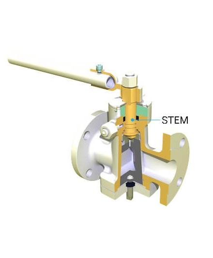 ساقه (Stem) در شیر صنعتی