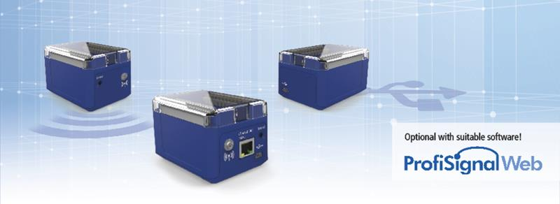 تجهیزات اندازهگیری و دادهبرداری دلفین (Delphin Technology AG)