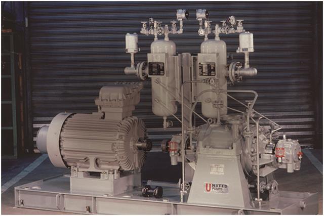 پمپ یونایتد پمپس استرالیا (United Pumps Australia) یا UPA