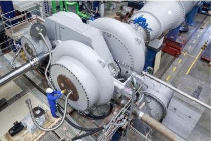 تست مکانیکی کمپرسور سانتریفیوژ